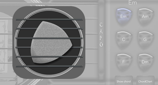 New app review at All About Capos: GuitarCapo+ 2.5 for iPhone