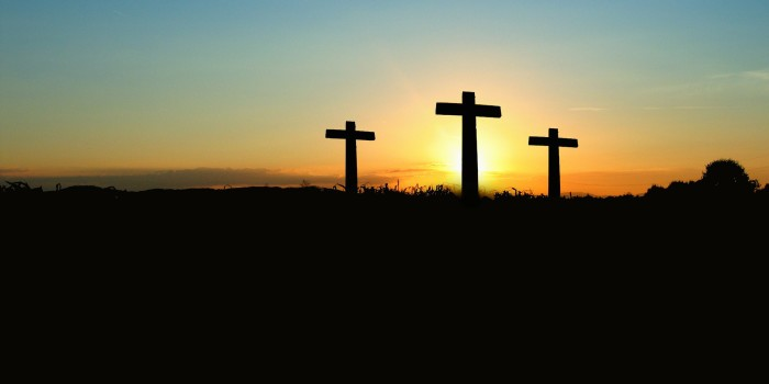 Forgiveness: a mediation for Good Friday